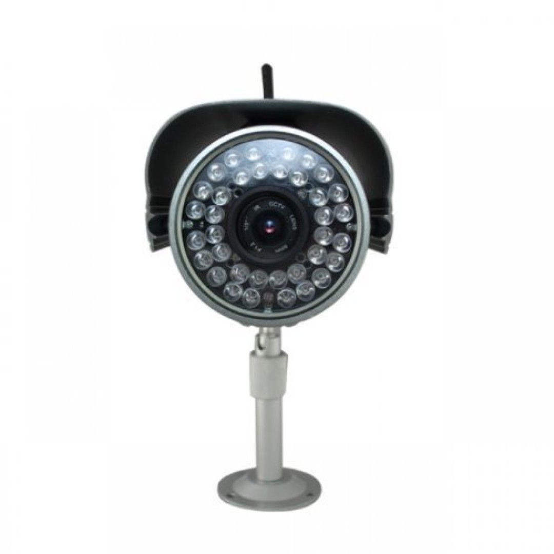 280 (Brand New) Wansview NCM621W H 264 Mega Pixel Outdoor Wireless WIFI IP  Camera 8mm Support TF Card