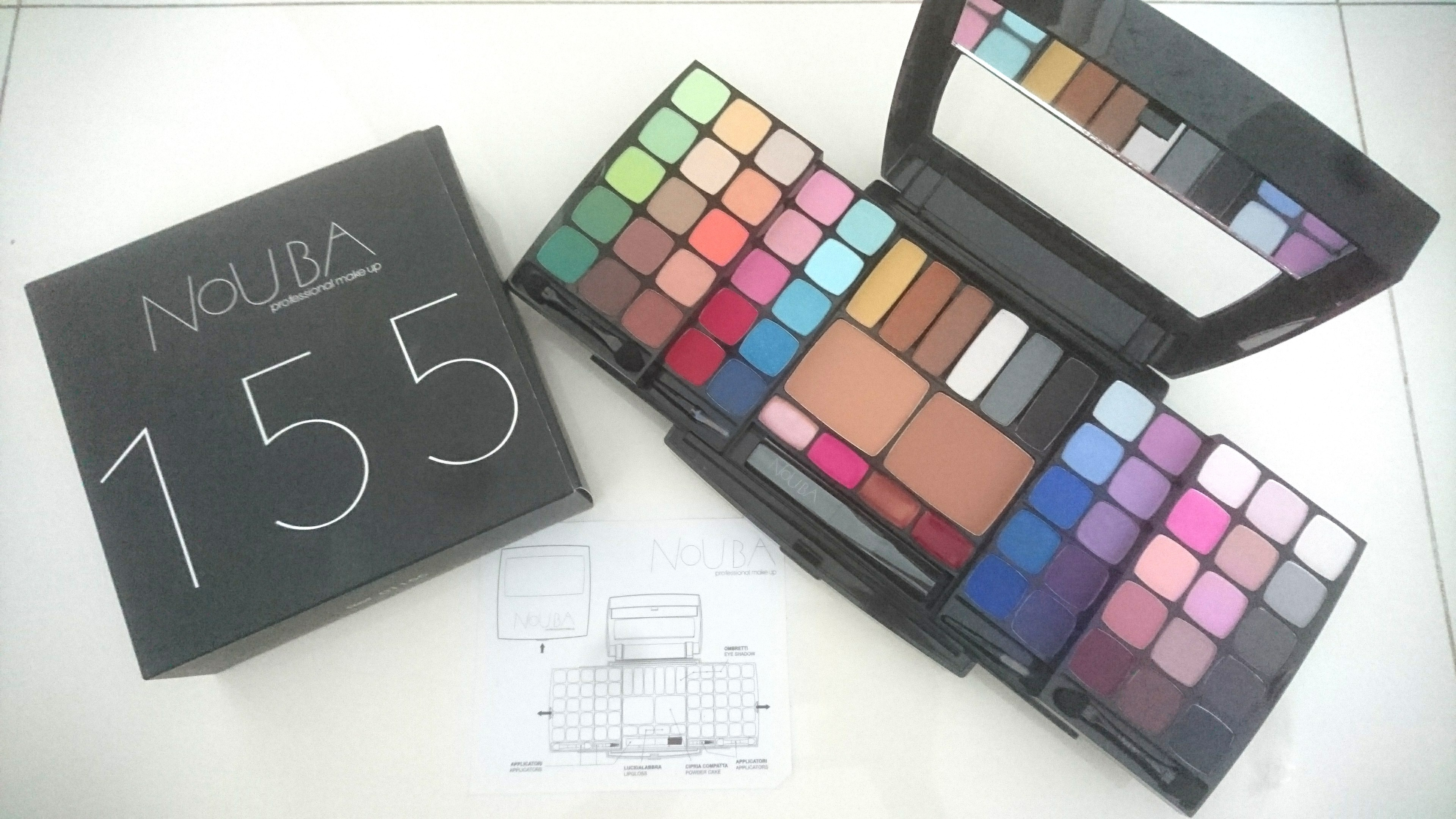 50 Nouba Make Up Palette Health