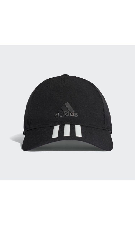 019a17c13 🧢 Adidas C40 3 Stripes Climalite Cap Black, Sports, Sports Apparel ...