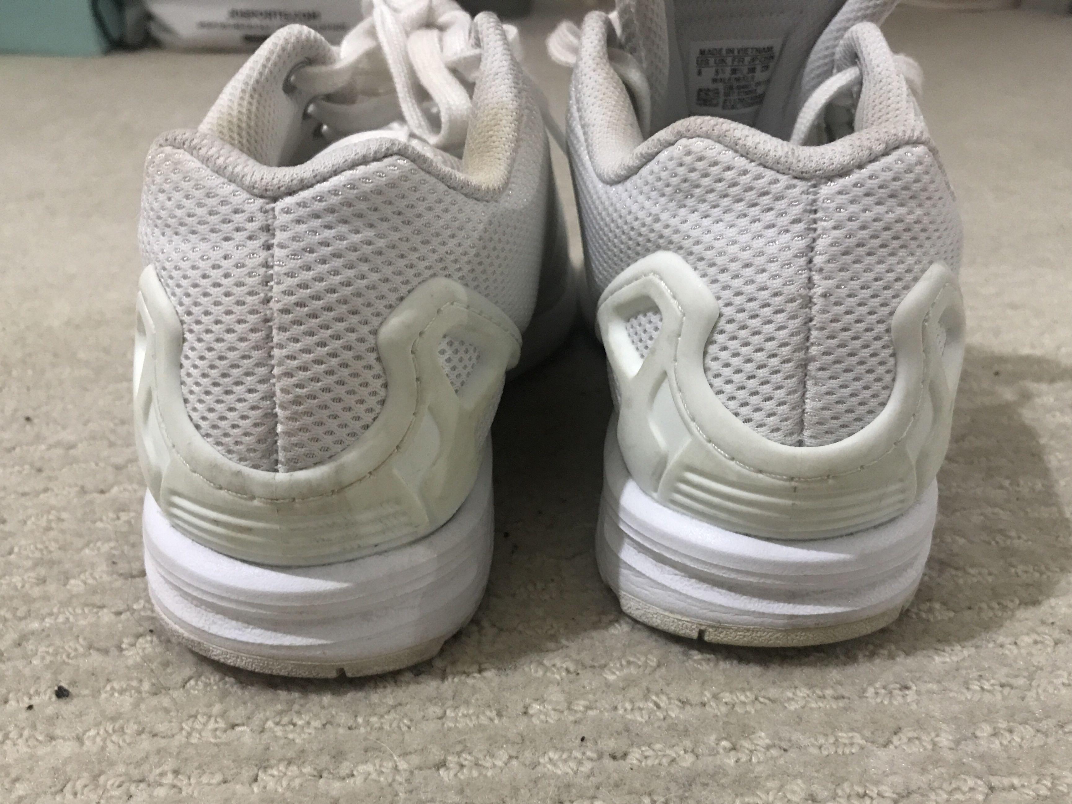 Adidas Flux White