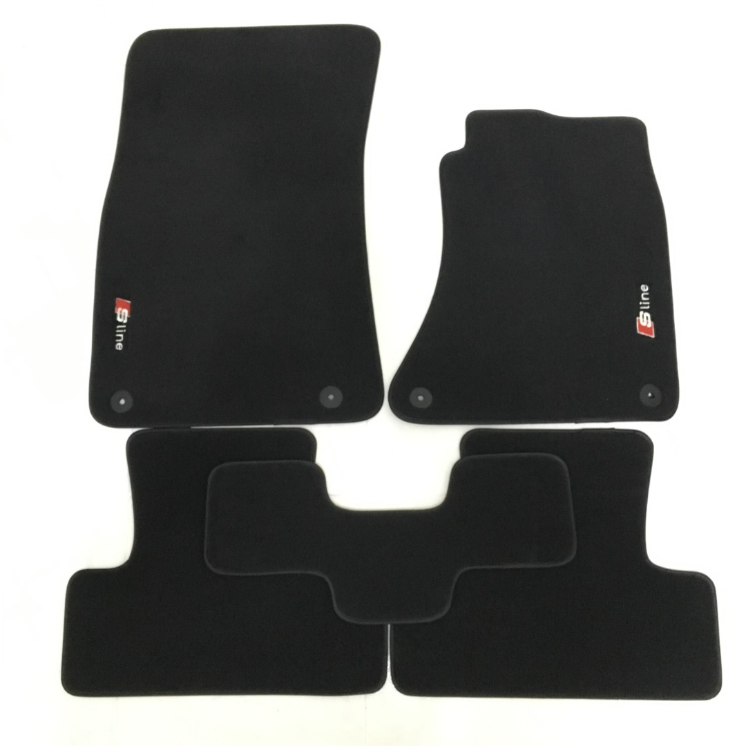 Audi Q Premium Car Mats Ready Stock Car Accessories Accessories - Audi car mats