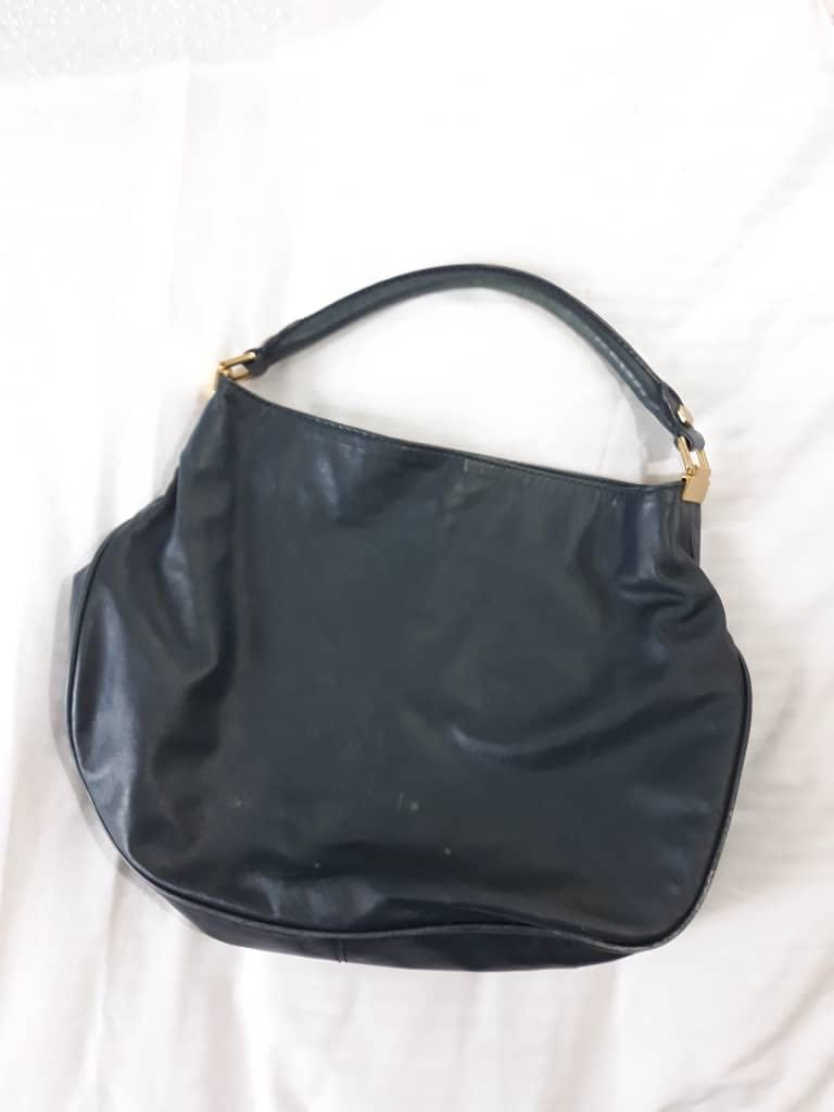 f70670b7aa8b Authentic MARC BY MARC JACOBS hobo leather   hand bag multi pocket ...