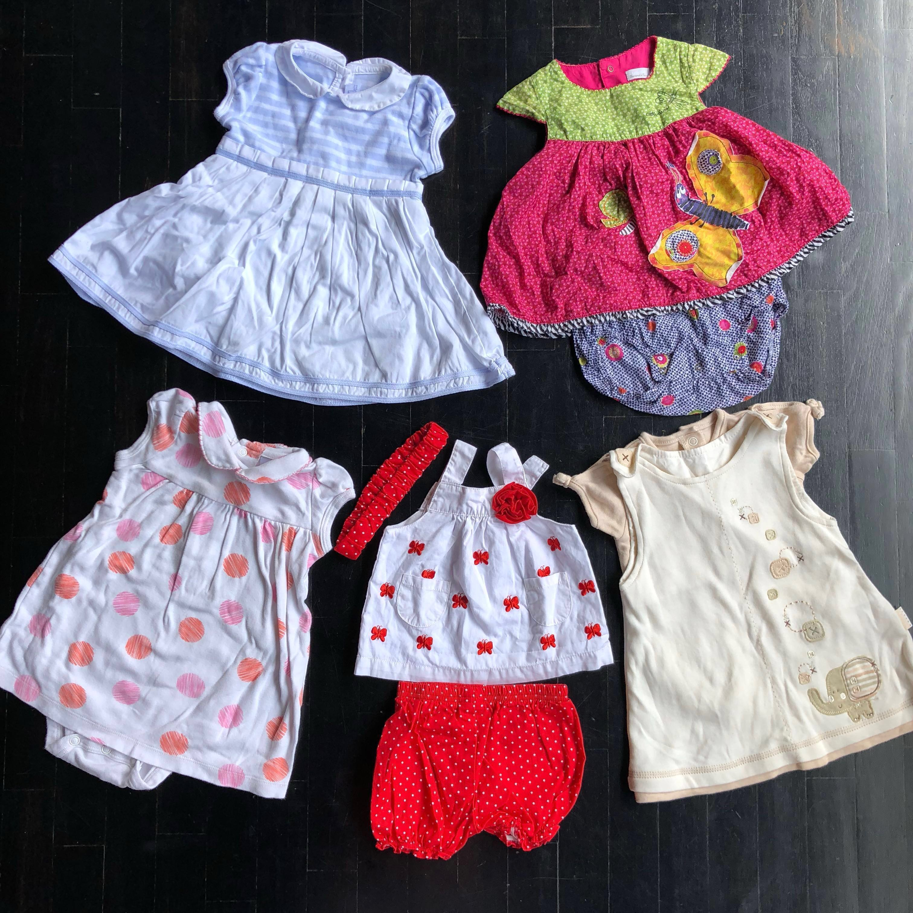 Baby Baby Girl Outfits 0-3 Months