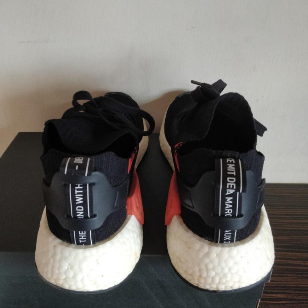 new product db9c9 cda1c BB6859* ADIDAS NMD R2 PRIMEKNIT FOOTLOCKER EXCLUSIVE, Men's ...