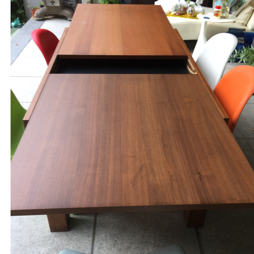 Bo Concept Extendable Dining Table