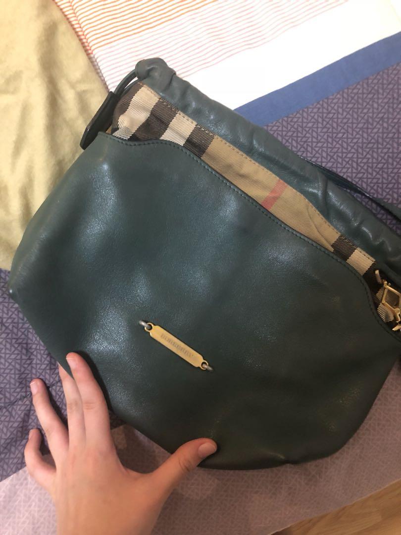 Burberry sling bag green d1bac2c26b744