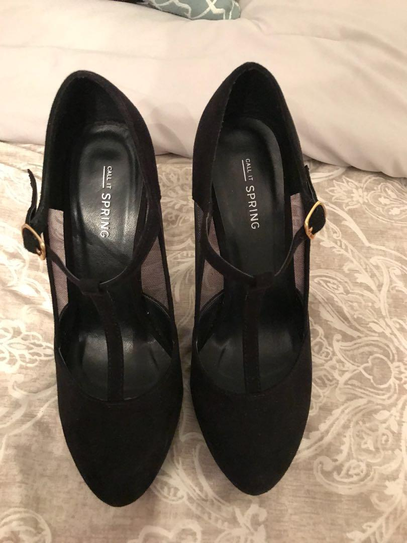 CALL IT SPING pumps SIZE 8