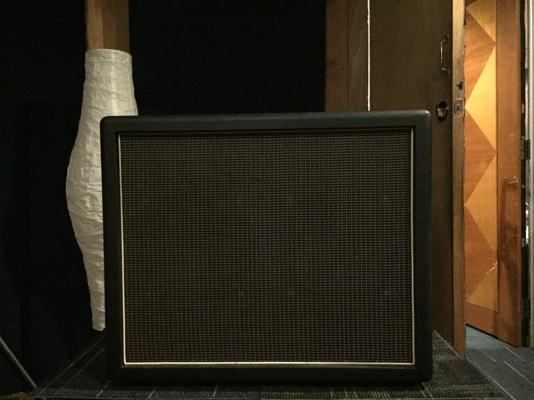 Ceriatone OTS Guitar Head and 2x12 Cabinet