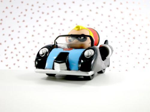 Disney Tsum Tsum MYSTERY Stack Mr Incredible with Car Series 11!