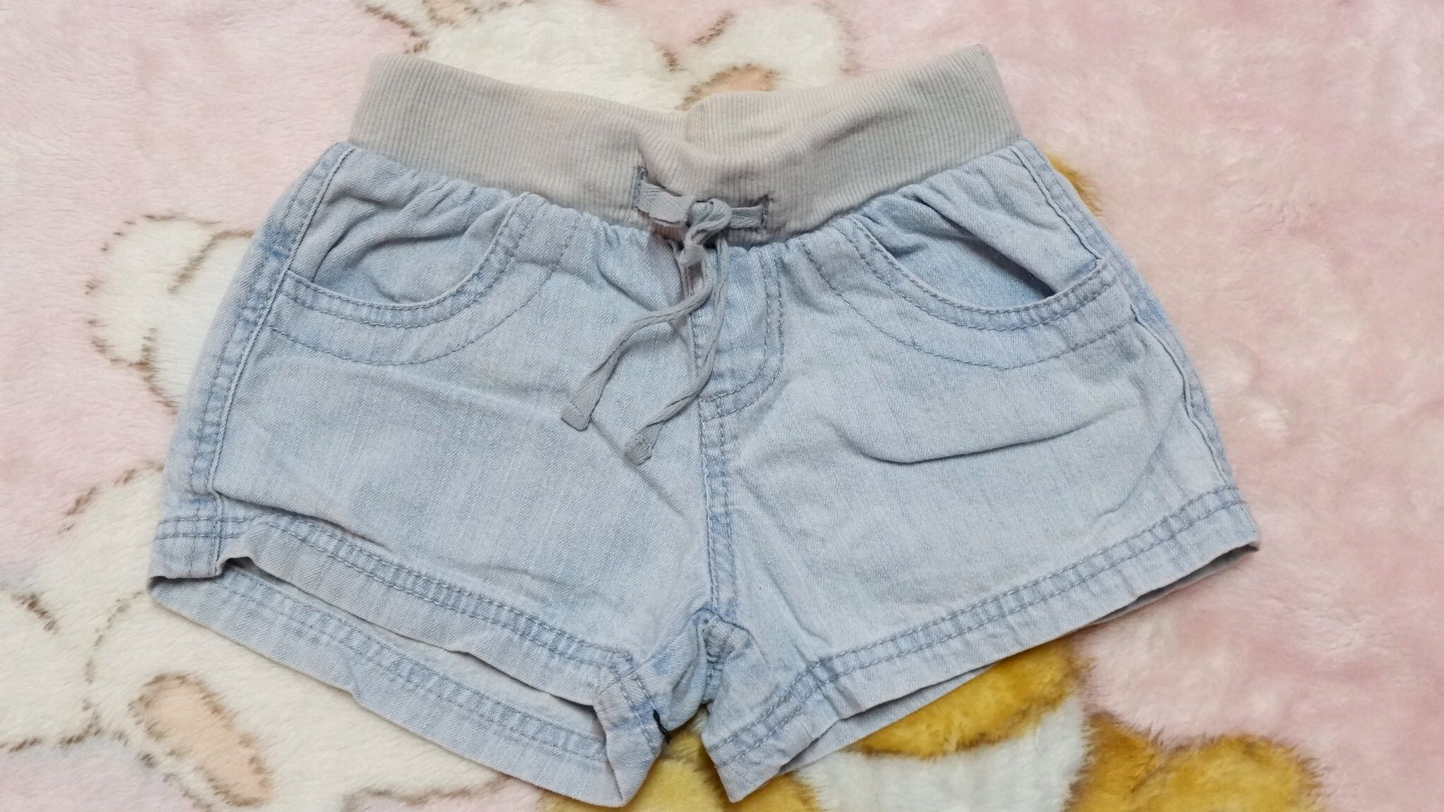 53132ed36a Faded glory shorts, Babies & Kids, Girls' Apparel on Carousell