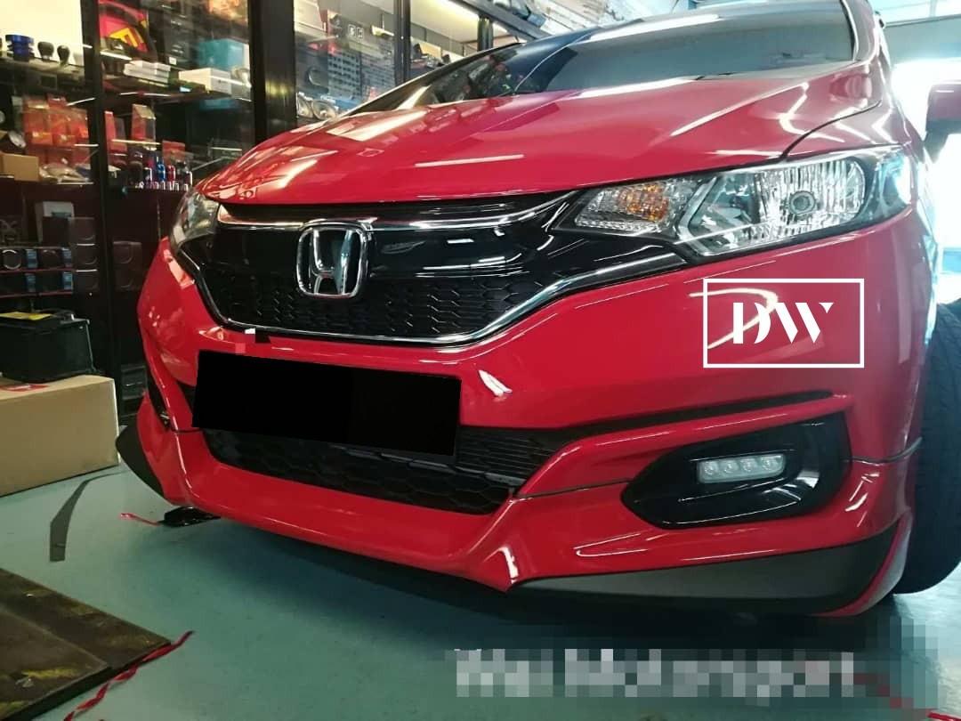 Honda Jazz 2018 Mugen Bodykit Abs Taiwan Car Accessories