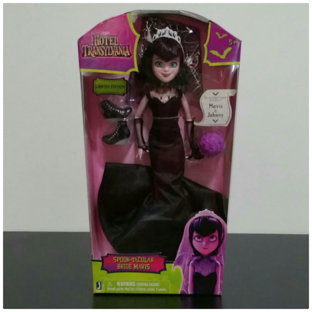 exclusive shoes how to buy lowest price Hotel Transylvania 3 Spook-tacular Bride Mavis Fashion Doll ...