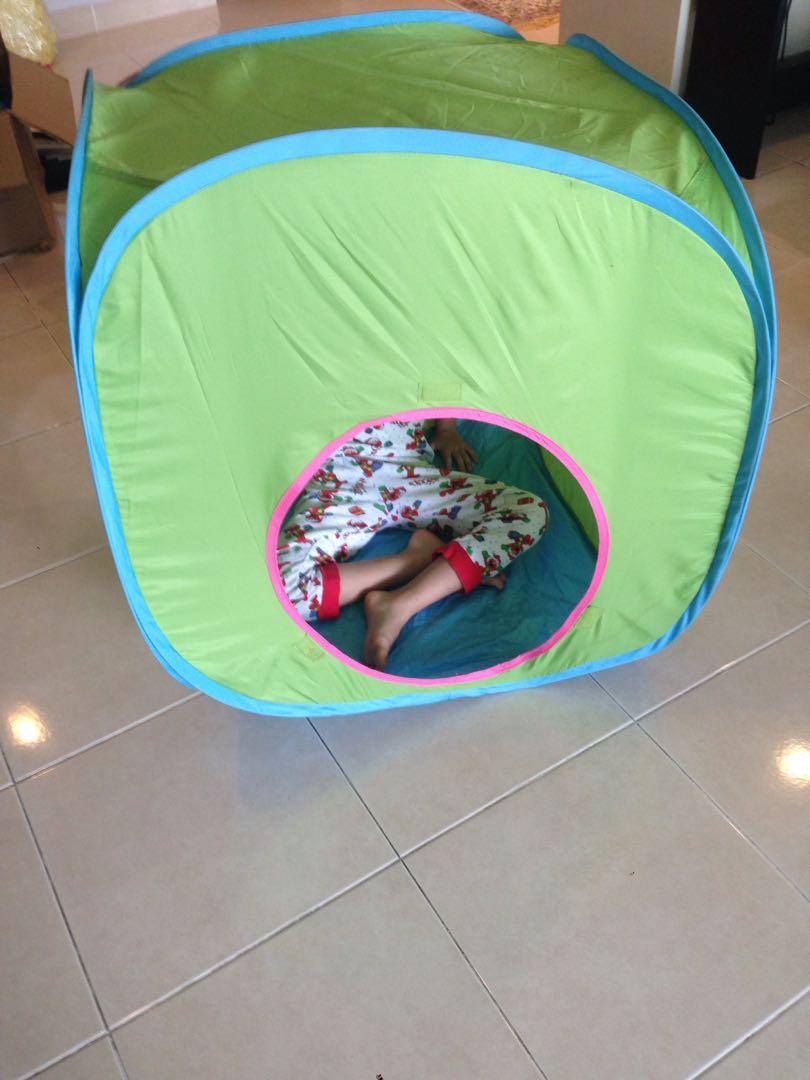 photo photo photo photo photo & IKEA tent (busa) Babies u0026 Kids Toys u0026 Walkers on Carousell