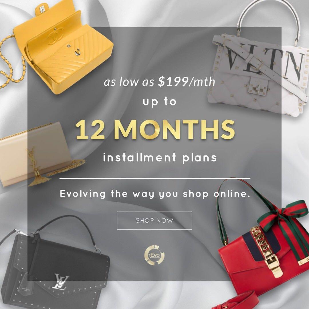 08343791f7d1 [INSTALMENT PLAN] [iEvopremium] GUCCI DIOR YSL CHANEL LOUIS VUITTON LUXURY  HANDBAGS, Women's Fashion, Bags & Wallets, Handbags on Carousell