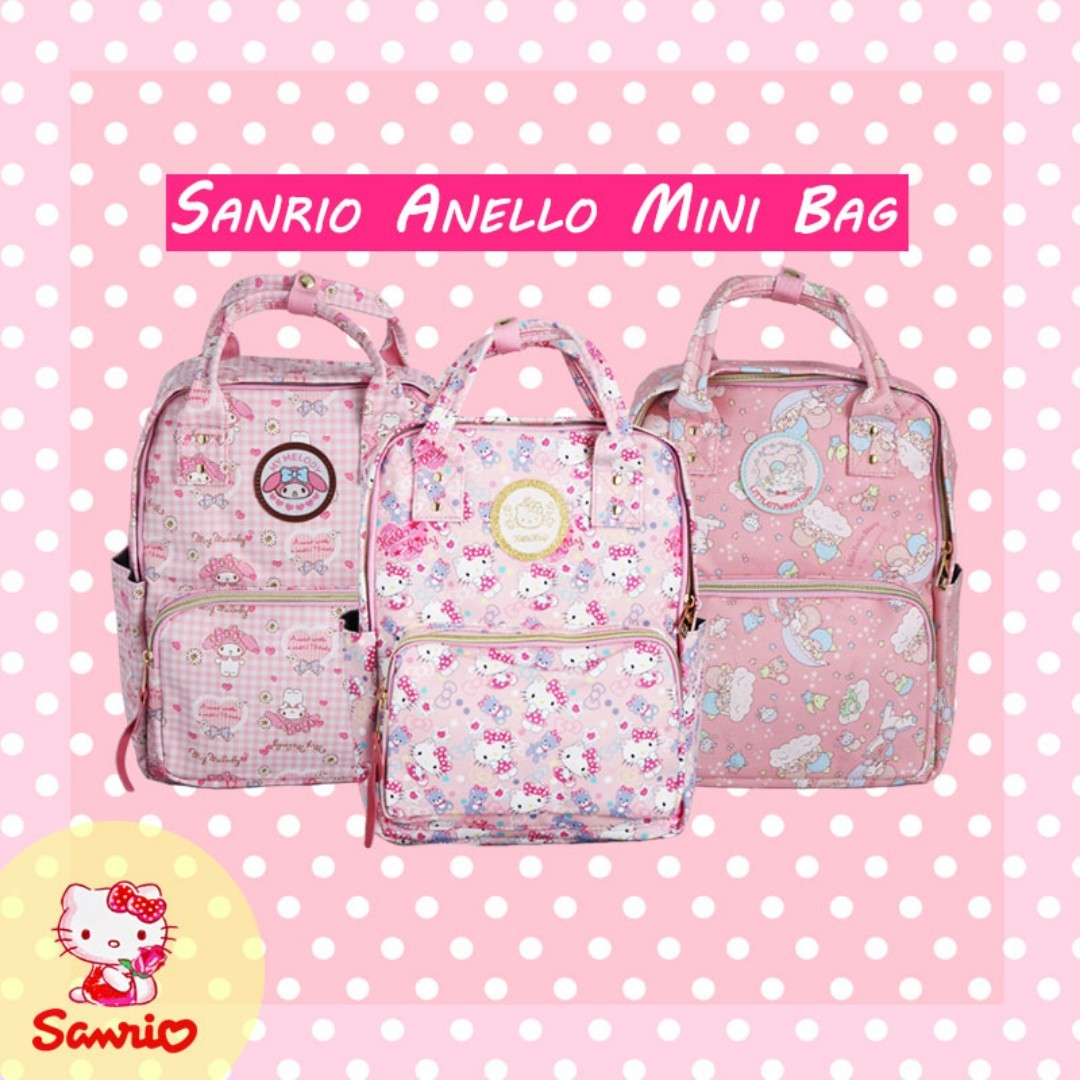 2a3846c3a5 instock) Anello hello kitty melody mini backpack