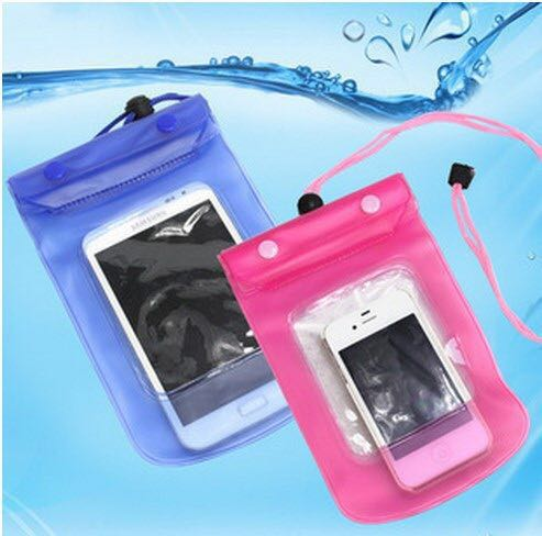 online store b0416 1e2a1 Instock Waterproof Phone Pouch Swimming Underwater