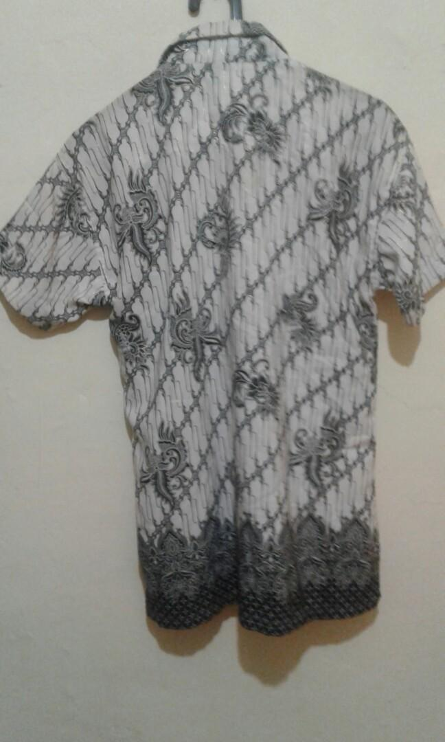 #BAPAU Kemeja batik karya saputra asli sutra batik indonesia