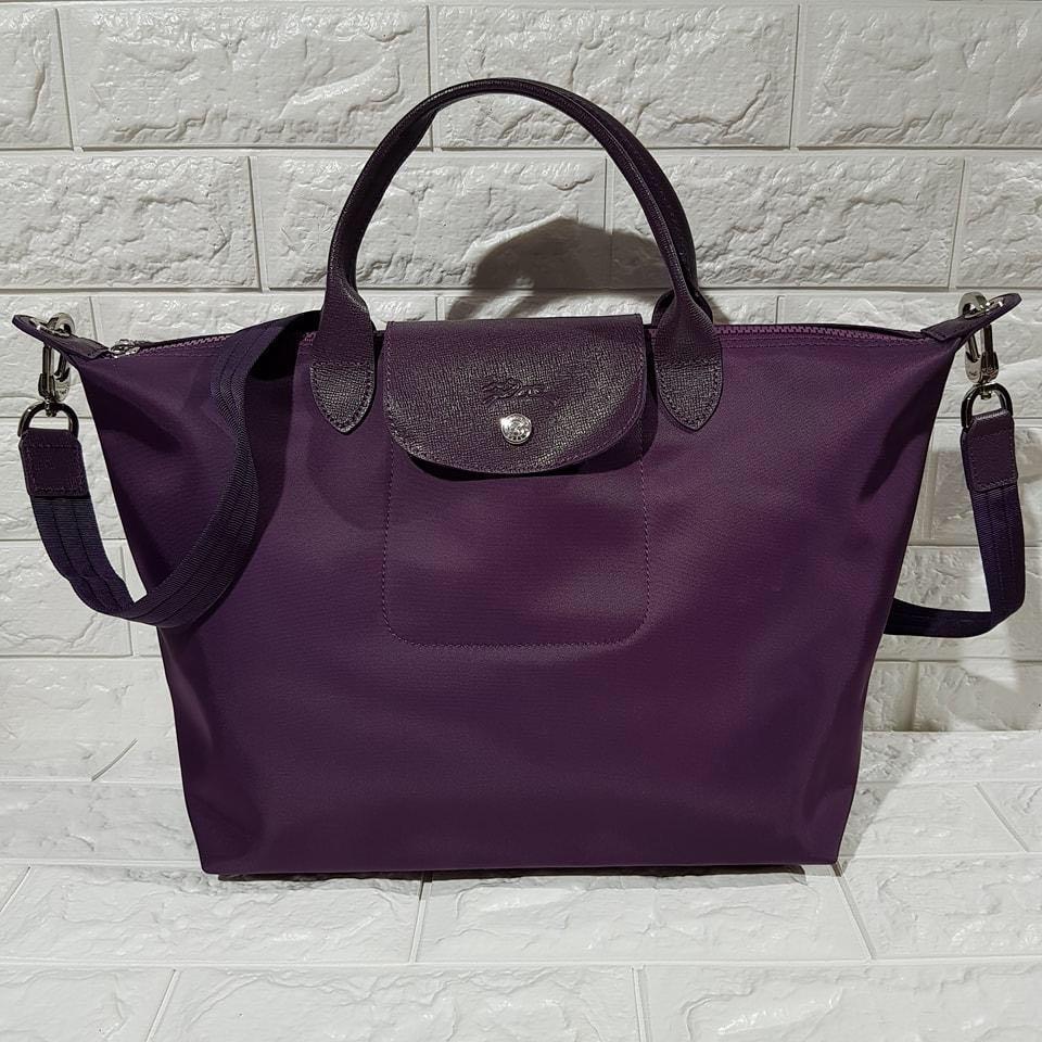 Longchamp Le Pliage Neo Womens Fashion Bags Wallets On Carousell Quadry Bag Photo