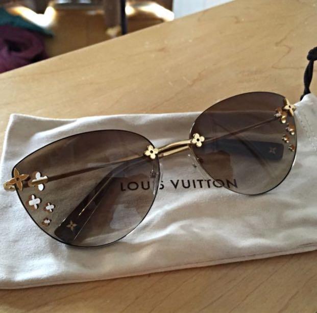 abbd85c015d Louis Vuitton iconic sunglasses