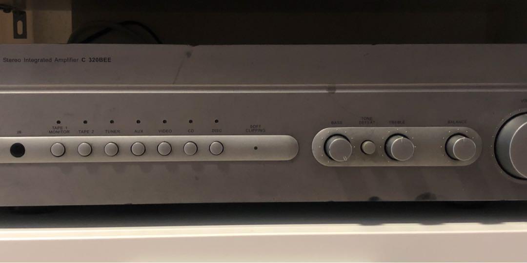 NAD C320BEE, Electronics, Audio on Carousell