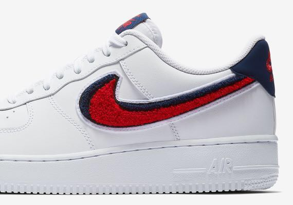 Nike Air Force 1 Low Chenille Swoosh aa0bbea2f