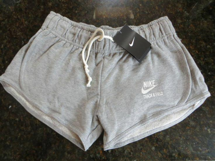 Nike vintage track shorts