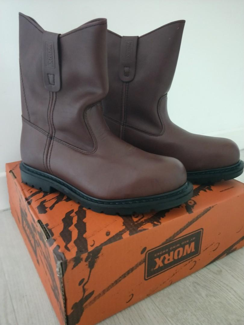 5fb40768556 Safety Boots - Worx by Redwing, Men's Fashion, Footwear, Boots on ...