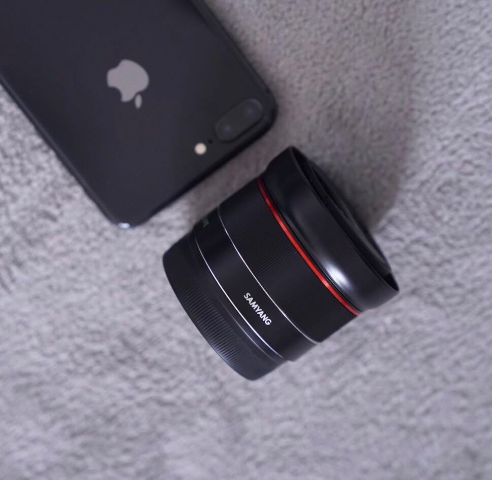 Samyang 24mm f2.8 AF for Sony full frame