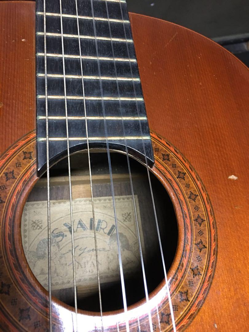 c5193338558 S.YAIRI Classical Guitar, Music & Media, Music Instruments on Carousell