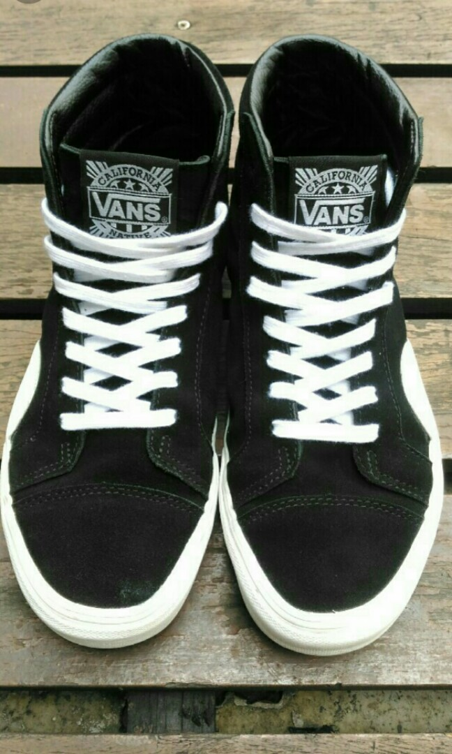 4db4c722a3 vans native suede style238 uk7 us8