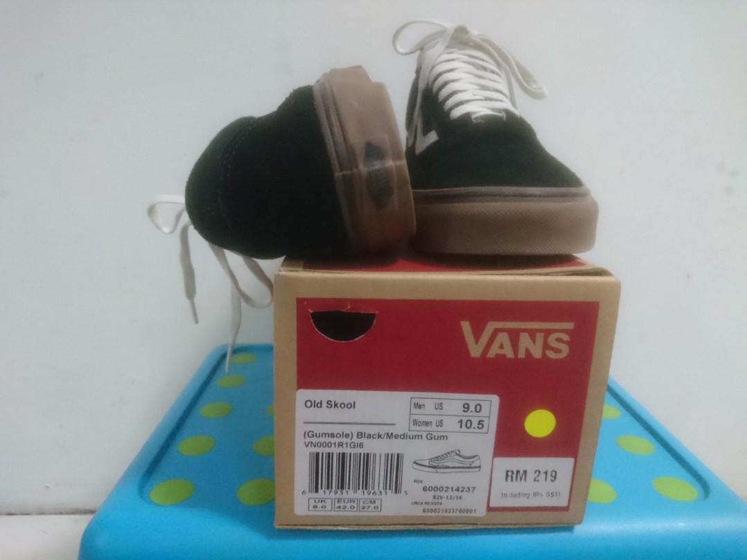 Vans Old Skool Gumsole