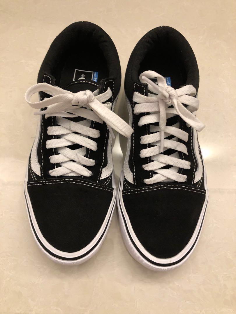 Vans Old Skool Black Ultracush Lite