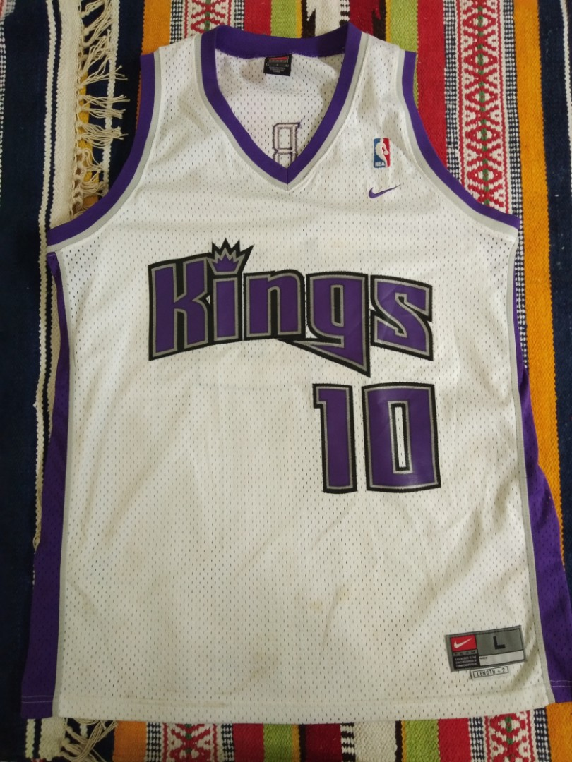 Vintage NBA Jersey KINGS MIKE BIBBY dd15159a4