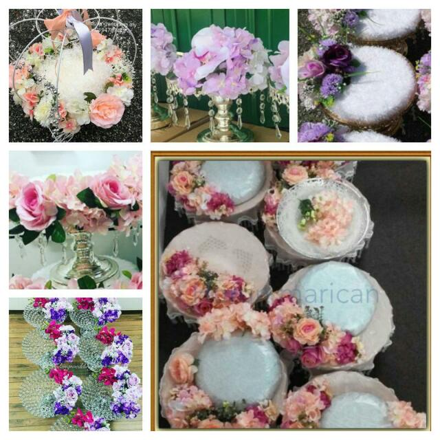 Wedding Tray Decorate Tray Doorgift Rental And Retail Cheap