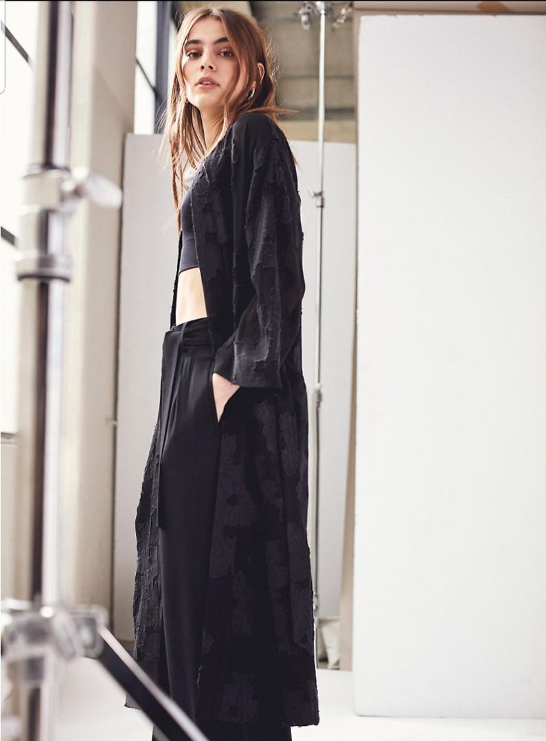Wilfred Durante jacket in black