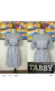 Tabby of California Dress