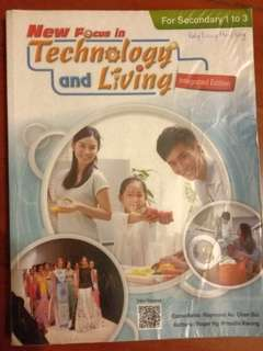 New Focus in Technology and living Integrated edition Secondary 1 to 3