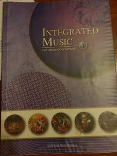 Hong Kong Music Integrated Music 3 second edition