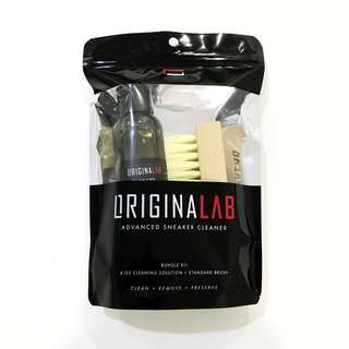 🚚 [INSTOCKS!!!] The ORIGINALAB Sneaker Cleaning kit - Normal Brush + Cleaning Solution