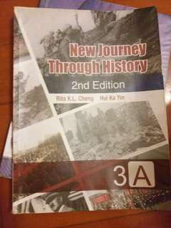 ARISTO New Journey Through History 2nd Edition 3A