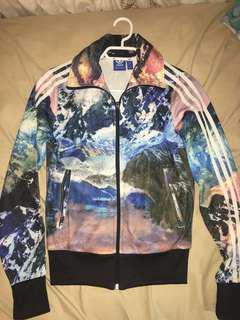 LIMITED EDITION ADIDAS TRACK JACKET