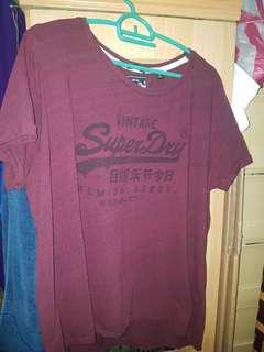 Original Superdry Shirt
