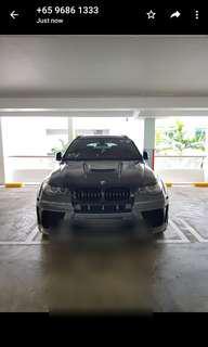 BMW X6 M 4.4 Auto