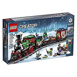 全新 Lego 10254 Winter Train