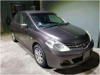 Nissan Latio Sedan 1.5 Auto
