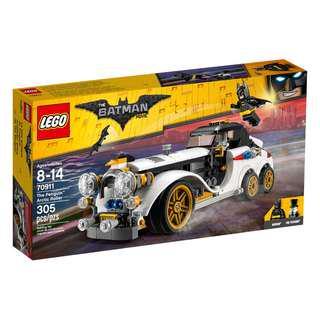 全新Lego 70911