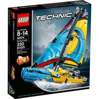 全新Lego 42074