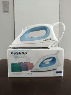 Lightly used -  Khind electric iron