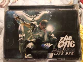 周杰倫 - THE ONE 演唱會LIVE (2DVD)