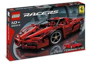 Lego 8653 Ferrari Enzo
